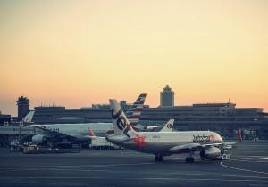 Billiga flygbolag
