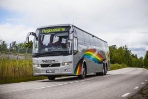 Flygbuss till Bromma Flygplats