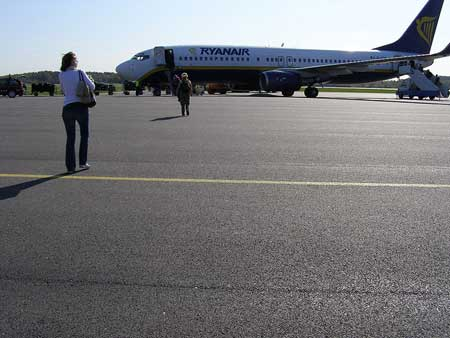 Göteborg City Airport läggs ner