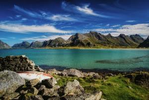 Lofoten - Ö-gruppen norr om Polcirkeln