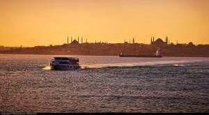 Sju traditionella mathak i Istanbul